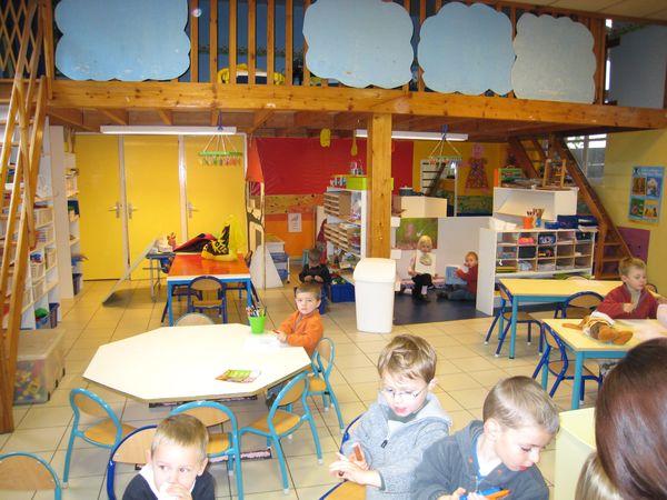 Visite de la classe de maternelle ecole sacr coeur mouchin - Image classe maternelle ...